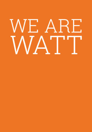 WE ARE WATT